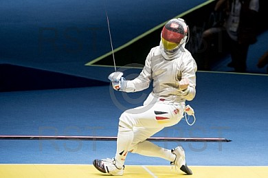 BRA, Olympia 2016 Rio, Saebel Fechten.