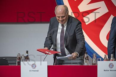 GER, FC Bayern Jahreshauptversammlung 2016