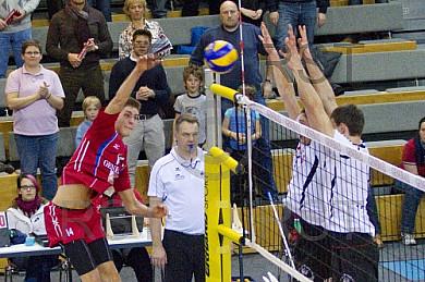 GER, 1.BL Volleyball, Generali Haching vs. TV Rottenburg