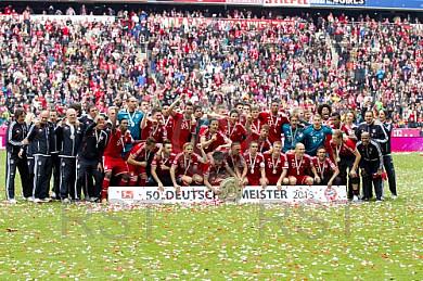 GER, 1,FBL,  FC Bayern Muenchen vs. FC Augsburg