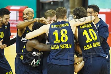 GER, Beko BBL TOP FOUR  Finale, FC Bayern Muenchen vs. Alba Berlin