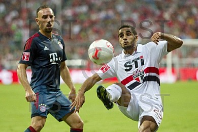 GER, Audi Cup 2013, FC Bayern Muenchen vs FC Sao Paulo