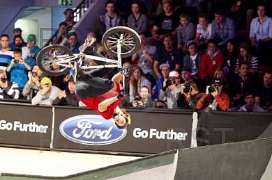 GER, X-Games Munich,  BMX Park