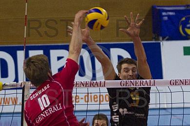 GER, 1.BL Volleyball, Generali Haching vs. VC Dresden