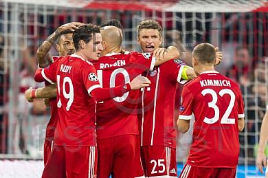 GER, UEFA CL, FC Bayern Muenchen (GER) vs Celtic Glasgow (GB)