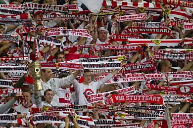 GER, DFB Pokalfinale, FC Bayern Muenchen vs VFB Stuttgart