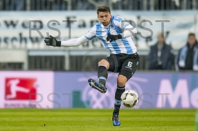 GER, 2.FBL,  TSV 1860 Muenchen  vs. SpVgg Greuther Fuerth