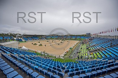 BRA, Olympia 2016 Rio, Reitsport , Feature Stadion