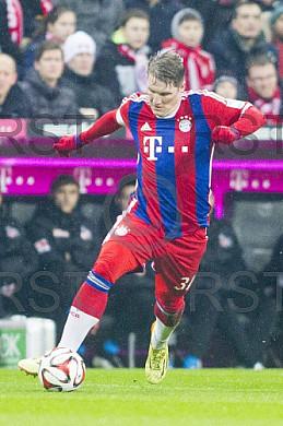 GER, 1.FBL,  FC Bayern Muenchen vs. 1. FC Koeln