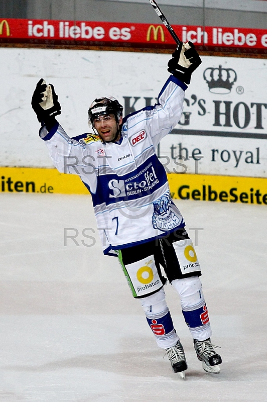 GER, DEL, EHC Muenchen vs. Straubing Tigers