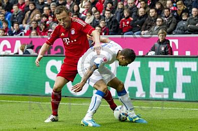 GER, 1.FBL,  FC Bayern Muenchen vs. 1899 Hoffenheim