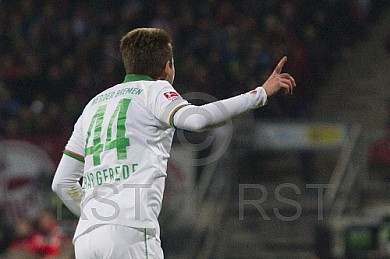 GER, 1.FBL, 1. FC Nuernberg vs SV Werder Bremen