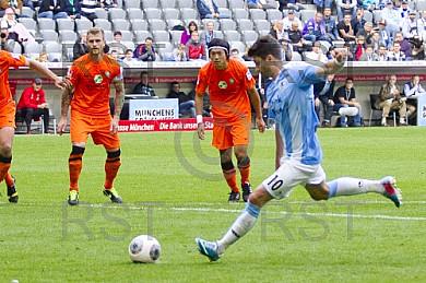 GER, 2.FBL, TSV 1860 Muenchen vs. FC Erzgebirge Aue