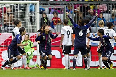 GER, DFB Damen, Laenderspiel Deutschland vs. Japan