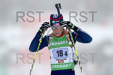 AUT, IBU Weltcup, 2. Biathlon, Hochfilzen