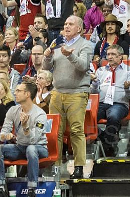 GER, BBL, FC Bayern Muenchen vs. Eisbaeren Bremerhaven