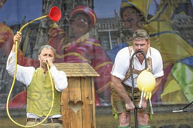 GER, impressionen zum Stadtgruendungsfest Muenchen