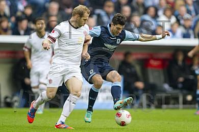 GER, 2.FBL, TSV 1860 Muenchen vs. FC St. Pauli