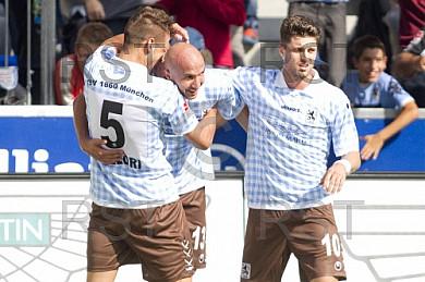GER, 2.FBL, TSV 1860 Muenchen vs. Eintracht Braunschweig