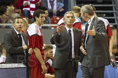 GER, Beko BBL, FC Bayern Muenchen vs. Fraport Skyliners
