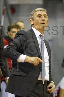 GER, Beko BBL, FC Bayern Muenchen vs. Brose Baskets Bamberg