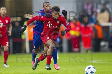 GER, UEFA CL,  FC Bayern Muenchen (GER) vs. Olympiacos FC (GRE)