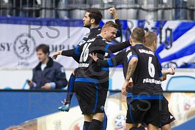 GER, 2. FBL, TSV 1860 Muenchen vs. SC Paderborn 07