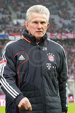 GER, 1.FBL,  FC Bayern Muenchen vs. HSV