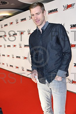 GER, WWE Live Event, Roter Teppich