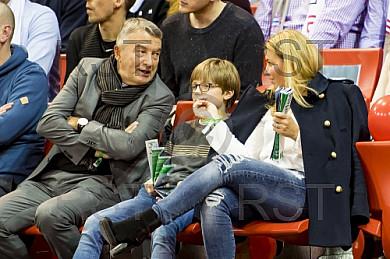 GER, Eurocup, FC Bayern Muenchen vs. ratiopharm ulm