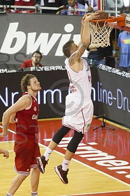 GER, Beko BBL Playoff Finale , FC Bayern Muenchen vs. Brose Baskets Bamberg