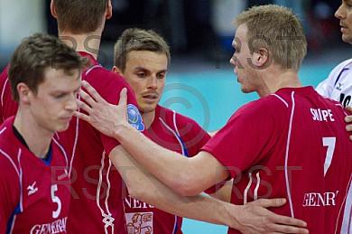 GER, CL Volleyball, Generali Haching vs. ACH Volley Ljubljana