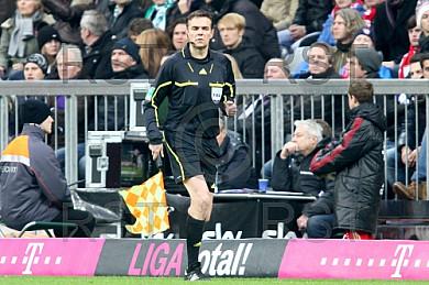 GER, 1.FBL,  FC Bayern Muenchen vs. Werder Bremen