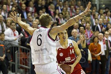 GER, Beko BBL, FC Bayern Muenchen vs. Telekom Baskets Bonn