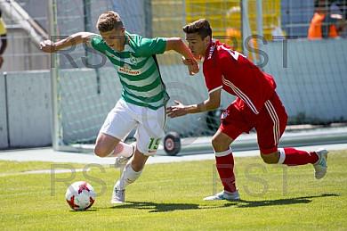 GER, Finale Deutsche B Junioren, FC Bayern Muenchen vs SV Werder Bremen