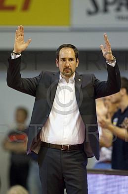 GER, BBL, FC Bayern Muenchenn vs. EWE Baskets Oldenburg