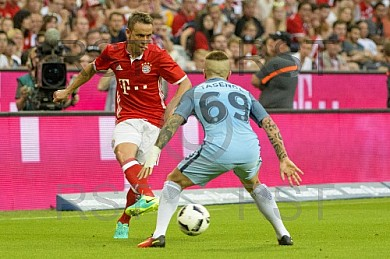 GER, FSP, FC Bayern Muenchen (GER) vs Manchester City (GBR)