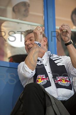 GER, DEL Playoff Finale Spiel 1, EHC Red Bull Muenchen vs. Grizzlys Wolfsburg