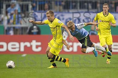 GER, DFB Pokal, TSV 1860 Muenchen vs. Borussia Dortmund