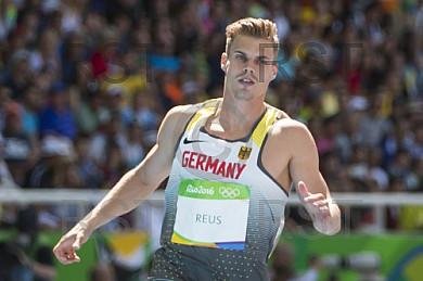 BRA, Olympia 2016 Rio, Leichtathletik 100 Meter Vorlauf