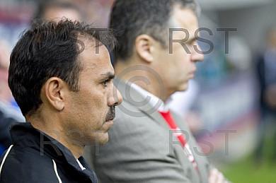 GER, 1.FBL, FC Augsburg vs. Hamburger SV