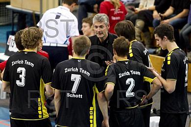 GER, 1.BL Volleyball, Generali Haching vs. VCO Berlin